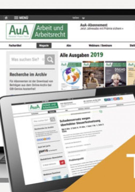 AuA-Digital. Jetzt kostenlos testen!