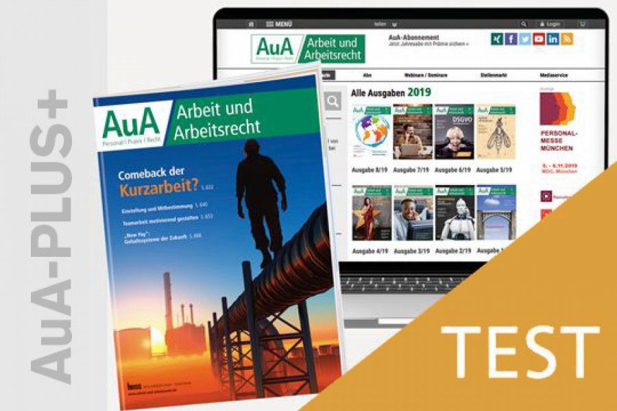 AuA-PLUS+ Test