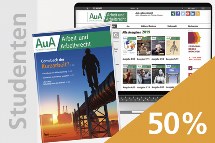 AuA-PLUS+ Studenten