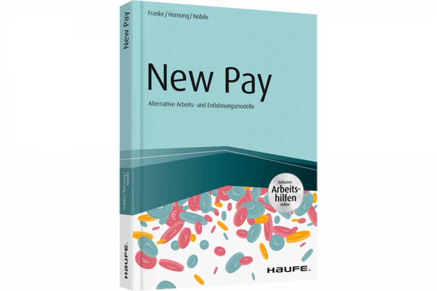 "Cover ""New Pay"" Bild: Haufe-Lexware"