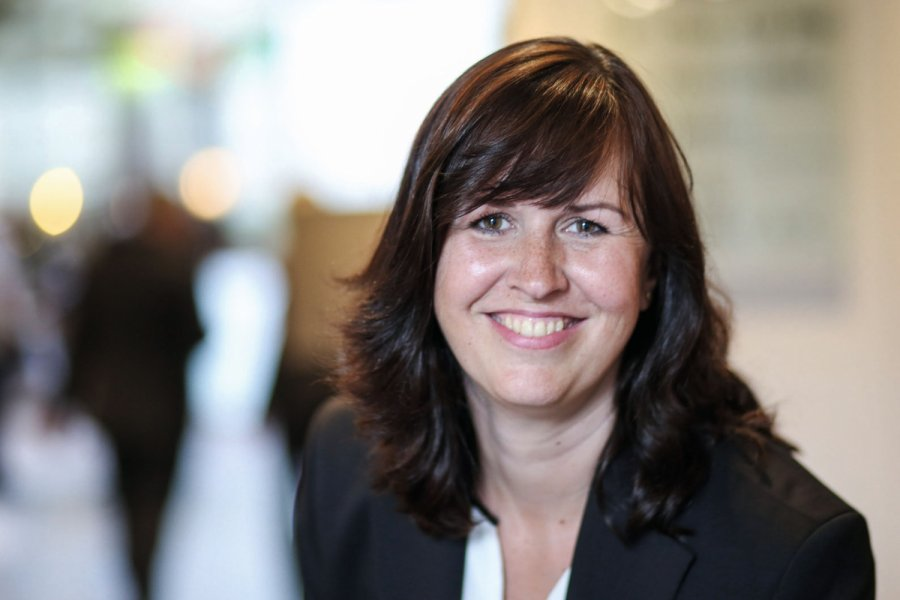 Sandra BobonDirector of Human Resources, Berlin Marriott Hotel