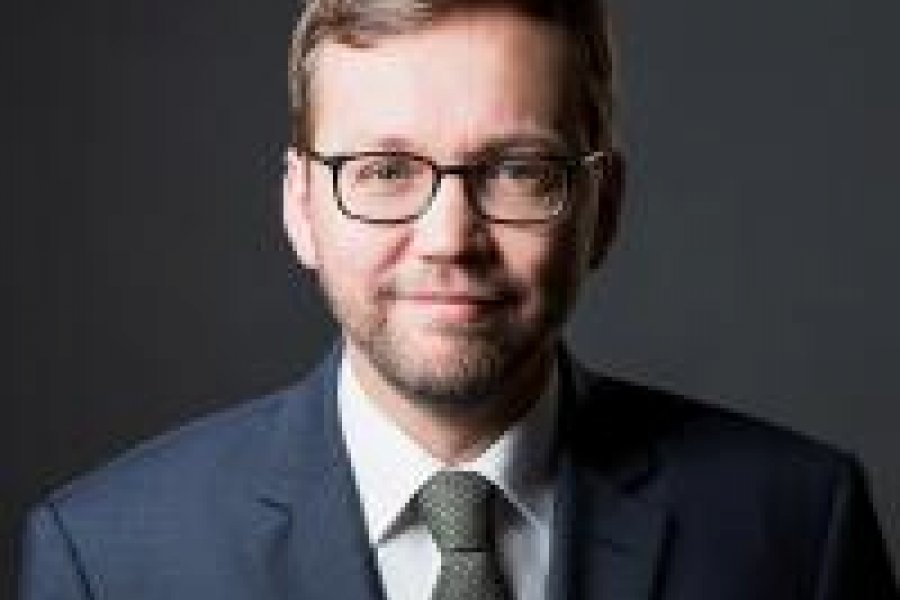 Mike Schrottke (aus: AuA 4/2019) - Head of HR, Managing Director, CBRE GmbH, Frankfurt am Main